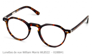 Lunette de vue mixte William Morris London WL8522